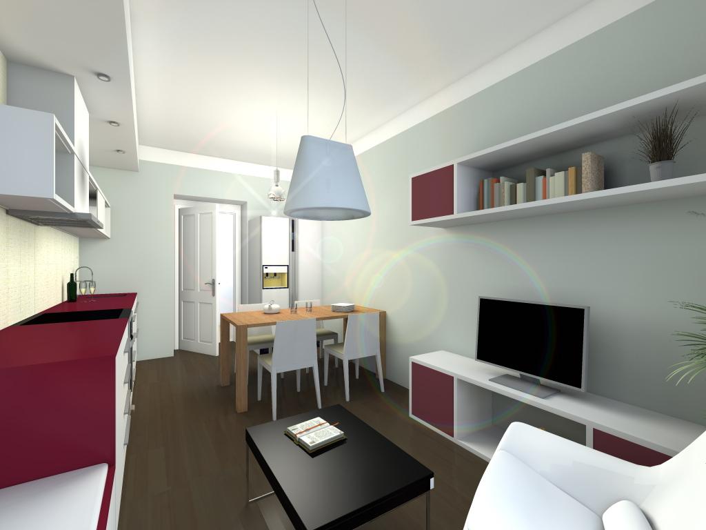 Rekonstrukce bytu v Praze