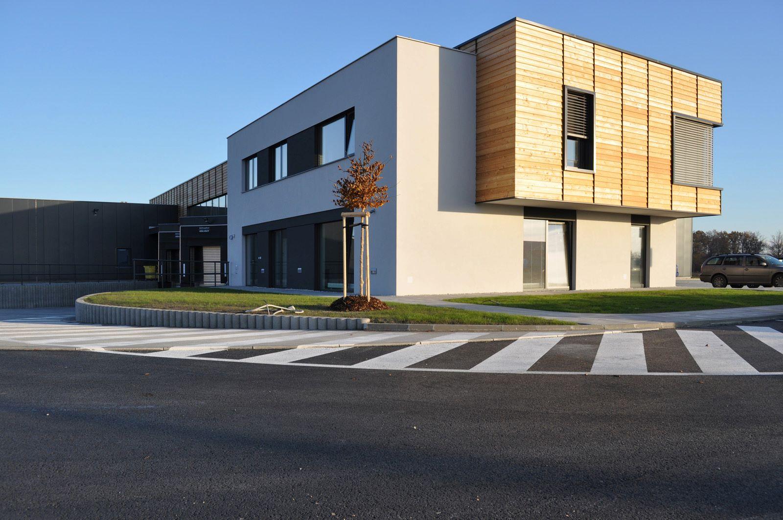 Administrativní budova v Soběslavi